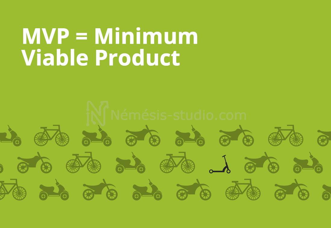 MVP - Minimum viable product