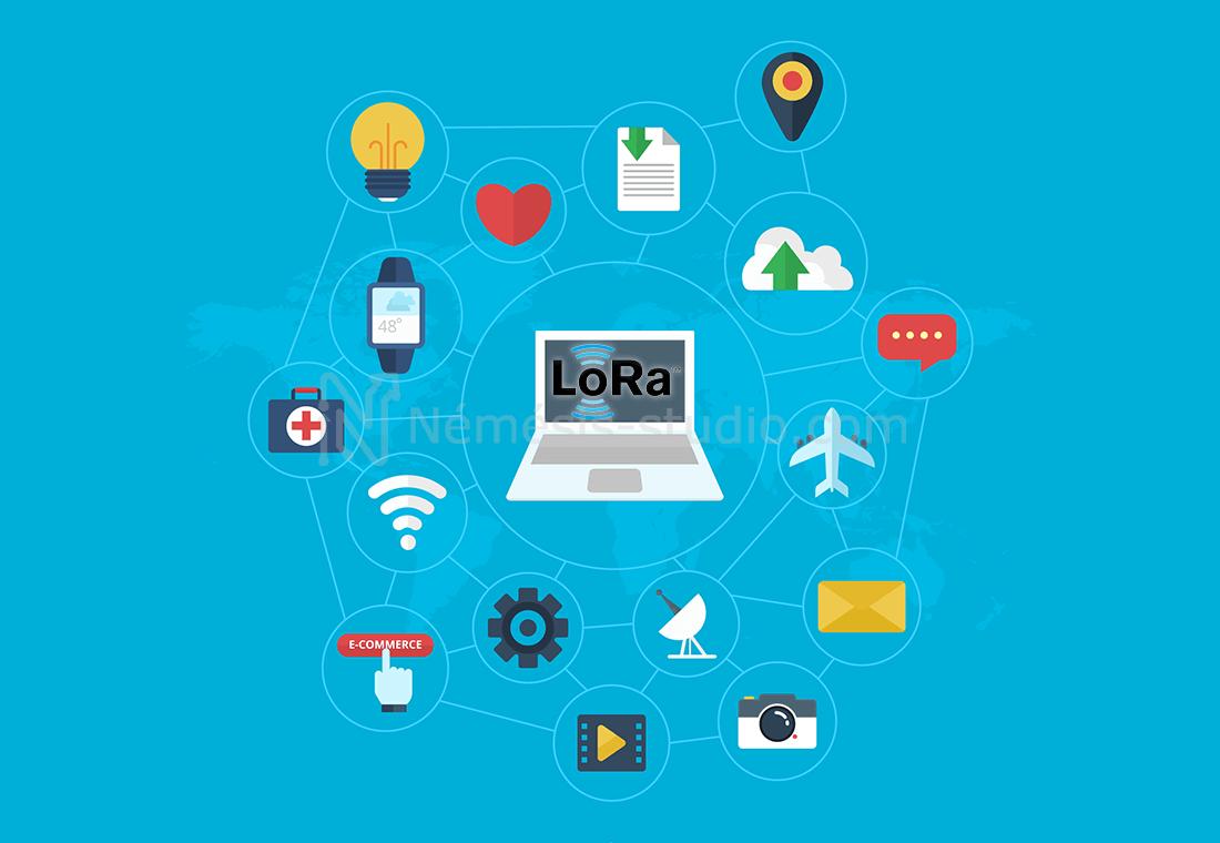 Quel est le rôle de LoRaWAN dans l'Internet des Objets
